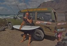 Canary board by Jimmy Lewis SURF e KITESURF