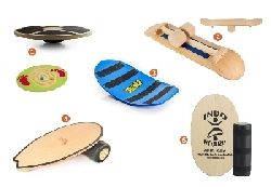 Balance Boards surf trainer