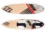 North surfboards 2011 wood look