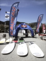 Report  1 Trofeo River Sea Sup Race